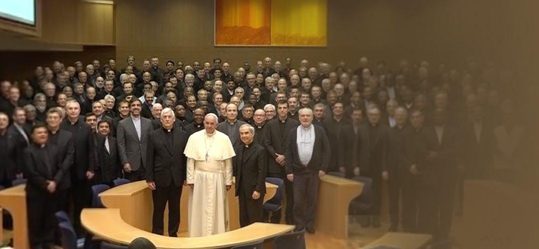 La visita del papa Francisco a México y la Congregación General 36 marcaron este 2016