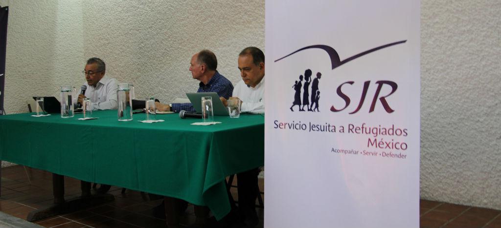 Llega a México el Servicio Jesuita a Refugiados (SJR México)
