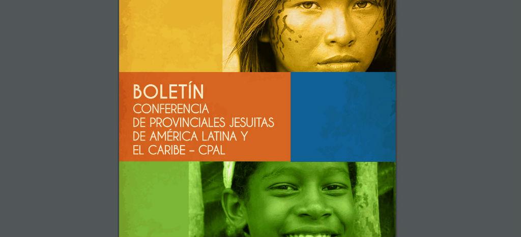 Primer boletín informativo de la Conferencia de Provinciales Jesuitas en América Latina
