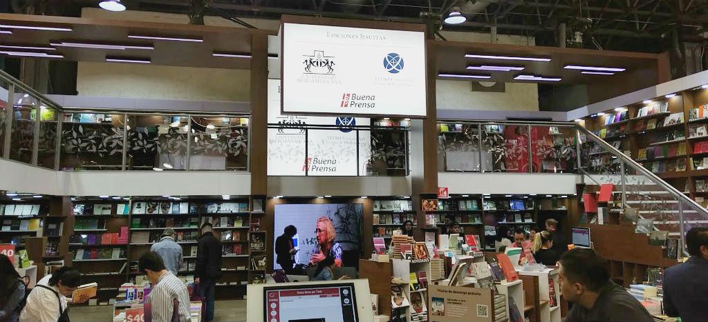 Ediciones Jesuitas en la FIL Guadalajara 2019